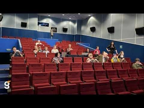 Модернизация кинотеатра «Айсберг»