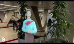 Виртуальный Промоутер на Ленинградском вокзале в г. Москва