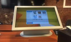 Интерактивный стол собственного производства