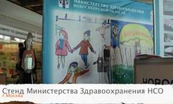 Виртуальный промоутер для Министерства Здравоохранения Новосибирской области