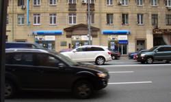 ВИЗУАЛИЗАЦИЯ Проекционная витрина для CITYBANK Москва
