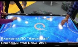 Интерактивные Пятнашки и Аэрохоккей для компании QIWI