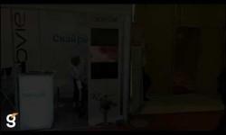 Аренда интерактивных киосков 'Dedal Vertical 46' на 11-й Межрегиональный форум дерматовенерологов