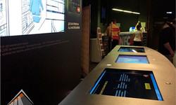 """Поставка интерактивных столов. Заказчик – ГК """"MasterCard"""""""
