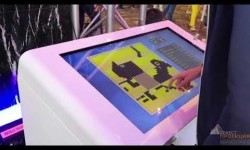 Интерактивные Пятнашки и Аэрохоккей для компании QIWI на 404 Fest 2019