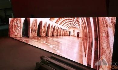 Светодиодные экраны для метрополитена Баку